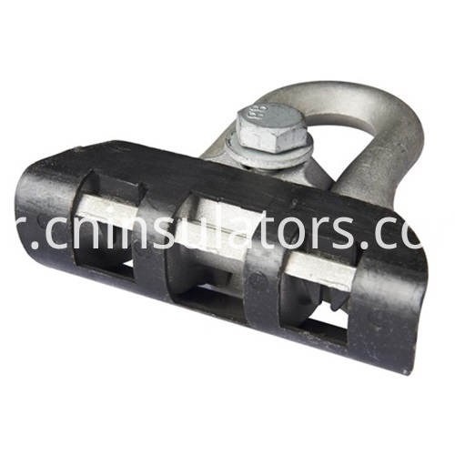 AL-alloy suspension clamp