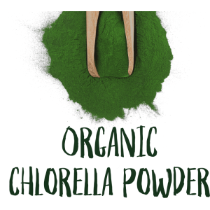 Bulk Chlorella Powder Certified Organic