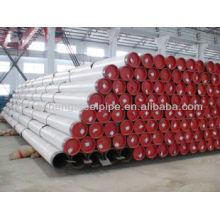 3pp tubo de aço anti-corrosão