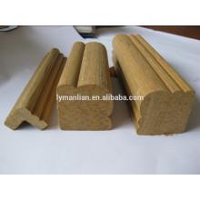 Holzrahmen / Türrahmen / Formteile aus Teakholz