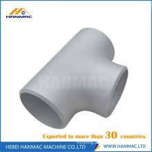 Encaixe de alumínio do T da solda da tubulação de 2 polegadas