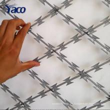 China en línea de compras doble concertina de alambre de púas alibaba.com