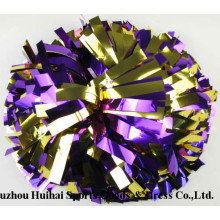 2017 Metallic POM Poms: 2 Colors Mix