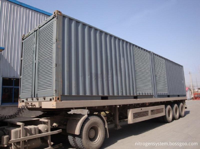 China Container Nitrogen Generator