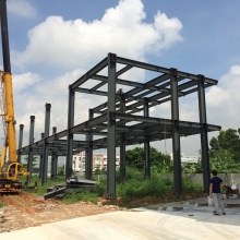 Prefabricated Building Warehouse Structural Steel Price