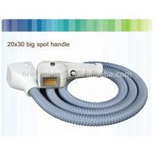 20 * 30 mm 100 vatios láser diodo 810nm depilación y dispositivos de cuidado de la piel