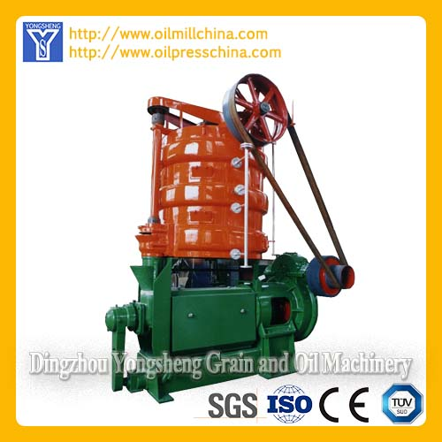 Small Oil Machine