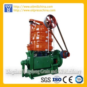 Oilnut Oil Pressing Machine