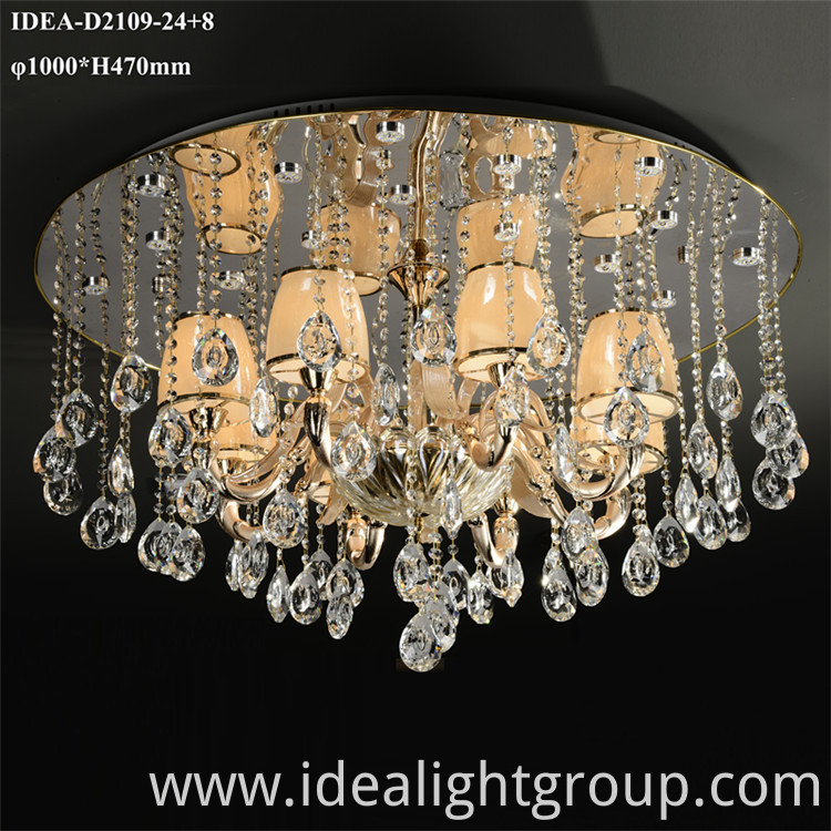 ceiling mount light fixture