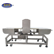 Customized industrial metal detector for food factory