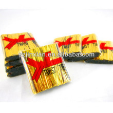 Food Twist Ties/Bread Twist Ties/Candy Bag Twist Tie