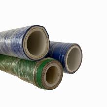 flexible oil acid resistant chemical hose or NBR EPDM rubber tube hose for sale
