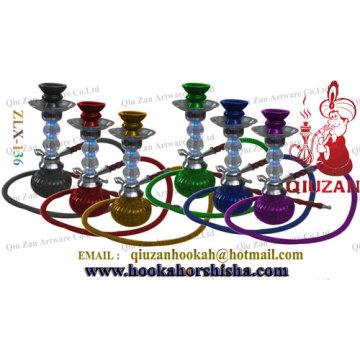 Colored Electronic Small Hookah Shisha Nargile