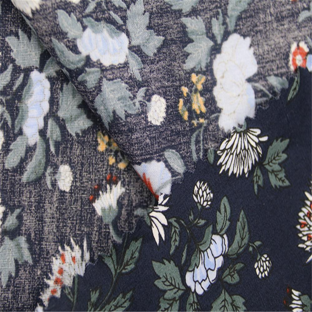 Vintage rural fabric