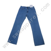Hot Sale Men's Entry Level Straight Fit Pants Trousers