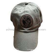 Moda lavada nova era beisebol cap, chapéu snapback esportes