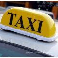 Custom High Quality Vacuum Forming Taxi Advertising Light Box