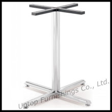 Cross 4 Prongs Stainless Steel Dining Table Leg (SP-STL052)