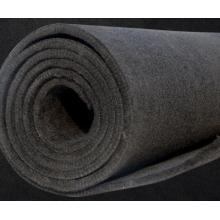 Feutre en graphite à base de PAN et à rayonne