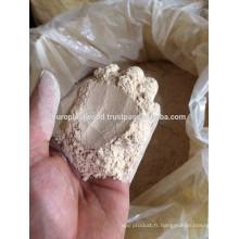80 mesh, humidité inférieure à 5%, poudre de bois blanc d'eucalyptus pour l'industrie WPC