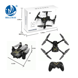 2.4GHz Middle Size Folding RC Drone with Stable Flying Experience