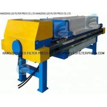 Leo Filter Press Chamber Type Filter Press,Chamber Recessed Plate Filter Press