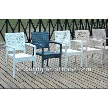 Роскошный прочный легкий стул из алюминиевого сплава