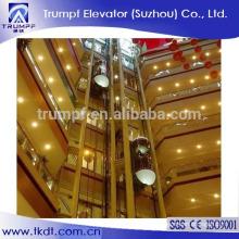 Cristal Panorama Villa Ascensor / Elevador ascensor ascensor panorámico
