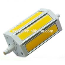 10W 118MM COB светодиодная лампа R7S