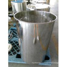 Фильтрующий барабан из нержавеющей стали на продажу