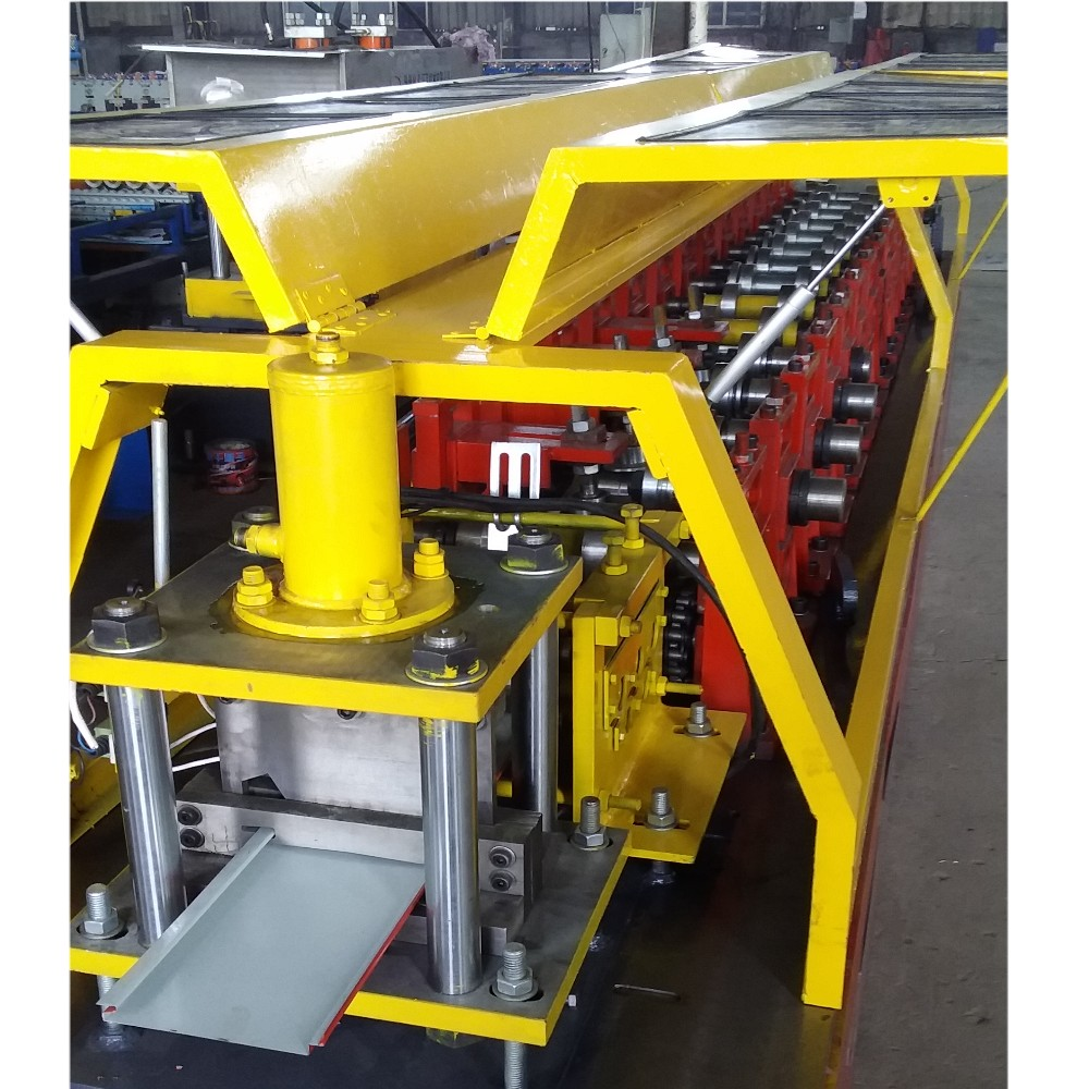 Metal Safety Guard Panel Forming Machine