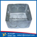 Galvanized Steel Electrical Switch Box