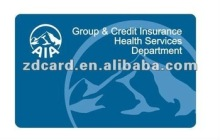 Plastic vip card / plastic magnetic stripe vip card / plastic pvc vip card