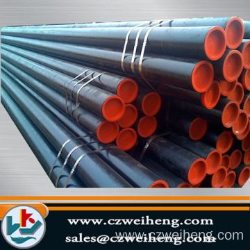 Factory made hot-sale for China Cold Draw ASTM A106 | Alloy Galvanized Seamless Steel Pipe Seller. API 5L GRB seamless steel pipe export to Western Sahara Exporter