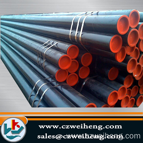 ANSI DN100 erw cs steel pipe