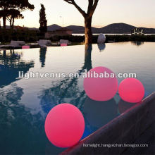 35cm IP68 RGB LED Swimming Pool Light Ball/LED Light Ball