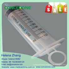 120ml Disposable Plastic Large Syringe