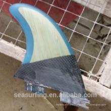 top quality SUP fins/Longboard surfboard fins/Carbon fiber fins