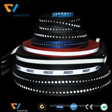 Großhandelshohe Sichtbarkeit reflektierende Rohrleitungen, reflektierendes Gurtband, reflektierendes Sicherheitsband entsprechen EN471