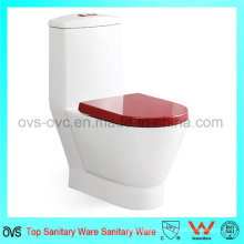 Foshan Sanitary Ware Toilet с двойным флеш-цистерным механизмом
