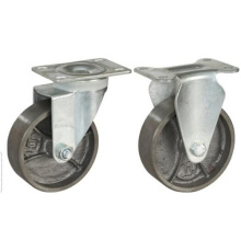 Cast Iron Light Duty Casters