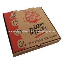 Pizza Box, Available in Various Colors and Sizes, Best Quality with Lower Price