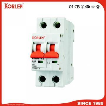 L7 Miniature Circuit Breaker MCB 10ka Capacity Guaranteed for 10 Years with Ce CB Semko Sirim IEC