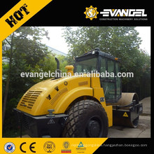 Mini single drum vibratory road roller compactor