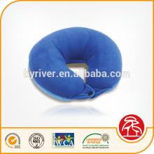 U-сформированная с Popper дизайн памяти пены путешествия подушку голова отдыха валик для шеи