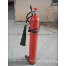 10kg CO2 Fire Extinguisher Cylinder for Firefighting