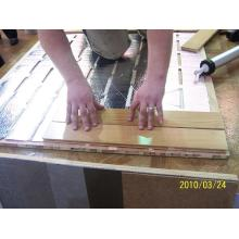 Sellador adhesivo para suelos de madera PU