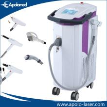 O UL o mais atrasado YAG RF YAG de Mutifunctional Elight remove a plataforma do laser da tatuagem
