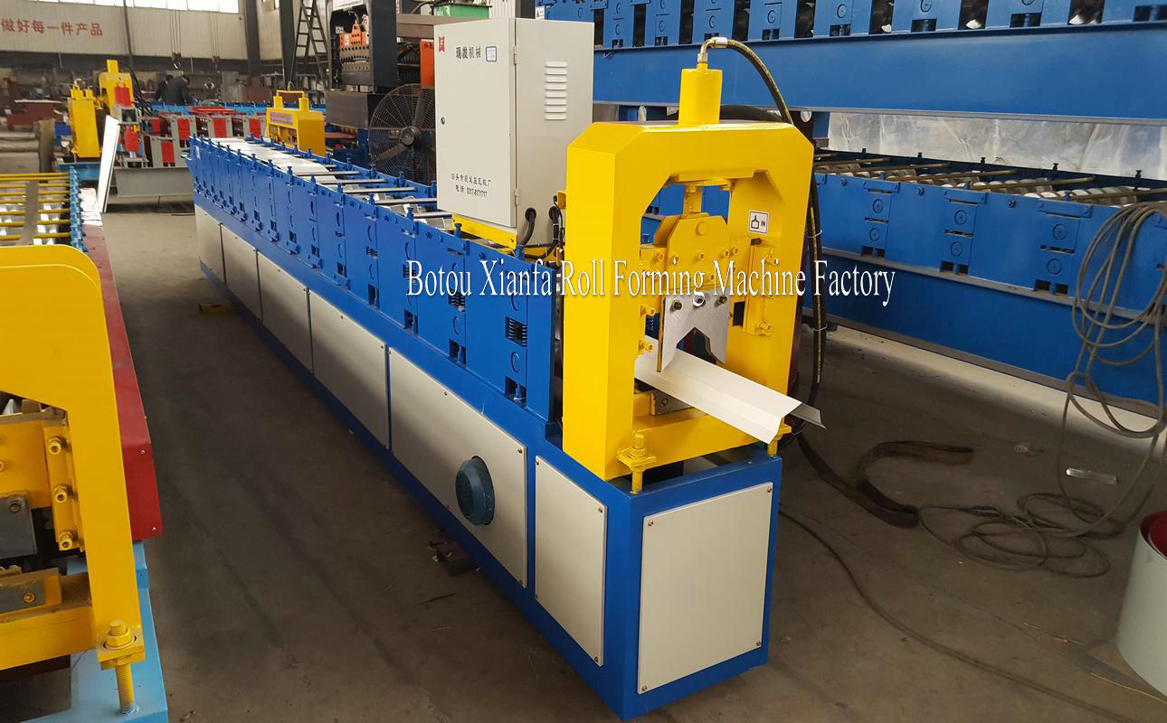 roof tile ridge machine