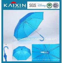 Nuevo modelo de paraguas de lluvia a prueba de viento al aire libre